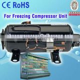 Freezing Compressor unit for display cases Blast Chilling and Freezing Industrial Refrigeration of Cool rooms & Freezer room