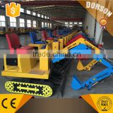 Attractive Popular Amusement Kids Playing Children Excavator WRT-360 Small Toy Excavator
