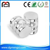 China Professional D6X3 N52 Neodymium Disc Magnets for Industry