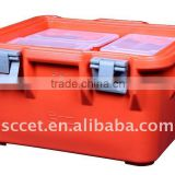 74L Insulated food carrier&Plastic food container with Lid