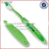 Wholesale Hotel New Style Disposable Foldable Travel Set Toothbrush
