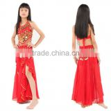 SWEGAL belly dance costume for kids SGBDT13085