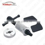 WINMAX RIGHT HANDED BRAKE CALIPER PISTON REWIND TOOL SET WIND BACK KIT USE ON MOST CARS WT04132