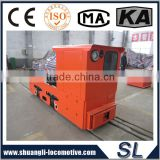 CTY5/6.7.9G(B/P) Accumulator Explosion-proof Tunnel Locomotive For Underground Mining