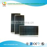 100w-300w mono solar panels with high efficiency in China with full certificate 300w monocrystalline solar module