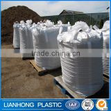 100% raw material bulk bags for sale loading 1500k, Polypropylene woven sack bulk fertilizer bag with skirt                                                                                                         Supplier's Choice
