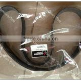 Kobelco excavator fan belt 34349-04400 for SK130-8 excavator parts