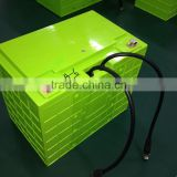 Customized capacity 2000cycles lifepo4 deep cycle solar power storage battery 12v 45ah solar battery                                                                                                         Supplier's Choice