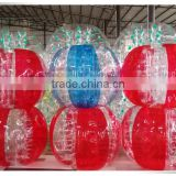 Guangzhou Qihong inflatbale soccer bubble, inflatable human soccer bubble, bubble ball for football