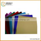 self adhesive metallic paper board,250GSM metallic cardboard,colorful metallic cardboard