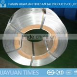 ( FACTORY) 1.8mm galvanized steel wire for automotive controlling cable TS16949