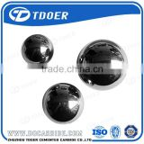Top quality polished tungsten carbide ball bearing