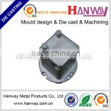 China die casting manufacturer OEM custom aluminum alloy die casting Gear Housing for gearbox