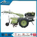 Dongfeng 121 manual hand operation tractor rotary tiller with spare parts