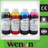 6 colors edible printer cartridge ink for HP printer