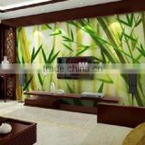 3d Bamboo Design wall Murals wallpapers living room wallpaper                                                                                                         Supplier's Choice