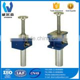Suitable Installation Omni Bearing Bevel Gear Screw Jack