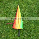 wholesale rainbow plastic umbrella
