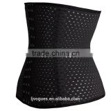 Punching on outsite hot sale black front lace up corset, body shapewear, tight lacing corset