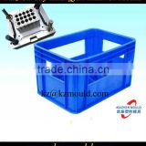 High precise plastic injection 15 bottles beer crate mould