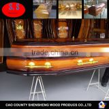 Cheap American Veneer CasketS CoffinS For Funeral Colors Of Caskets