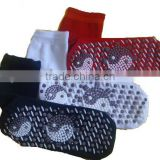 Comfortable FIR and self heating tourmaline socks for men and women