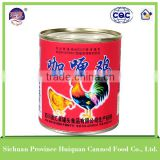 Direct Manufacturer canned curry chicken