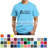100%Cotton man's T-Shirt with mutiple colour choices