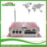 2CH Digital Car Amplifier with USB SD FM bluetooth