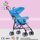 Exported to USA market folding baby stroller/foldbale baby stroller pram/baby stroller carriage
