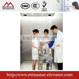 bed lift Hospital Elevator Medical hydraulic lift for stretchers