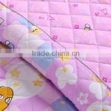 High quality microfiber filling summer silk quilts for hotel