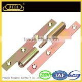 H Type Square Head Zinc Hinge for Wooden Door