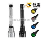 Most popular rechargeable flash torch high beam torch light chinese lantern for wholesales
