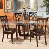 China furniture manufacture wholesale wooden restaurant furniture /furniture set /dining table and chair