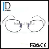 Most Popular B Titanium Optical Glasses Fashion Metal Eyeglasses Frame