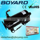 R404A R22 transport refrigeration units Lanhai Boyard compressor 1.5 HP replace embraco refrigerator compressor OEM factory