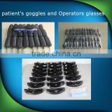 Ipl laser rf best pc eye protection glasses &goggles/1064 laser ipl safety glasses ipl goggles with CE