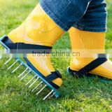 Lawn Garden Spike Aerator Sandals Shoes