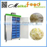 China good quality wheat grass growing machine