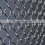 decorative chain mail mesh,metal drapery ,soffit mesh