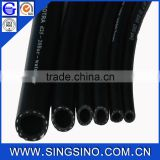 PVC Mixed with Rubber Black Air / Water Hose, 1/2'' PVC Air Hose with Heavy Duty 20 Bar