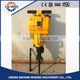 Gasoline Rock Drill Breaker hammer YN27C