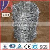hot-dip galvanized Barbed Wire /Concertina Razor Barbed Wire BTO-22