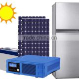 118L Solar Powered Household AC Refrigerator