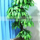 artificial green bonsai tree [BT-06]( ornamental foliage plants / plant bonsai flower/fruit tree of Este )