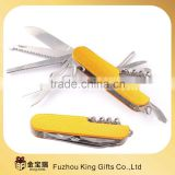 Multifunctional Stainless steel Pocket Knives Folding Army Knife