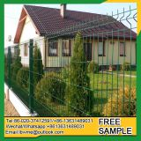 Hot dipped galvanized metal fence for garden