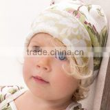 Newest Baby Girl Cap Cotton Infant Caps Adorable Toddler Hat KC90421-54