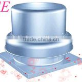 Exhaust fan, industrial, building, low noise roof ventilation fan